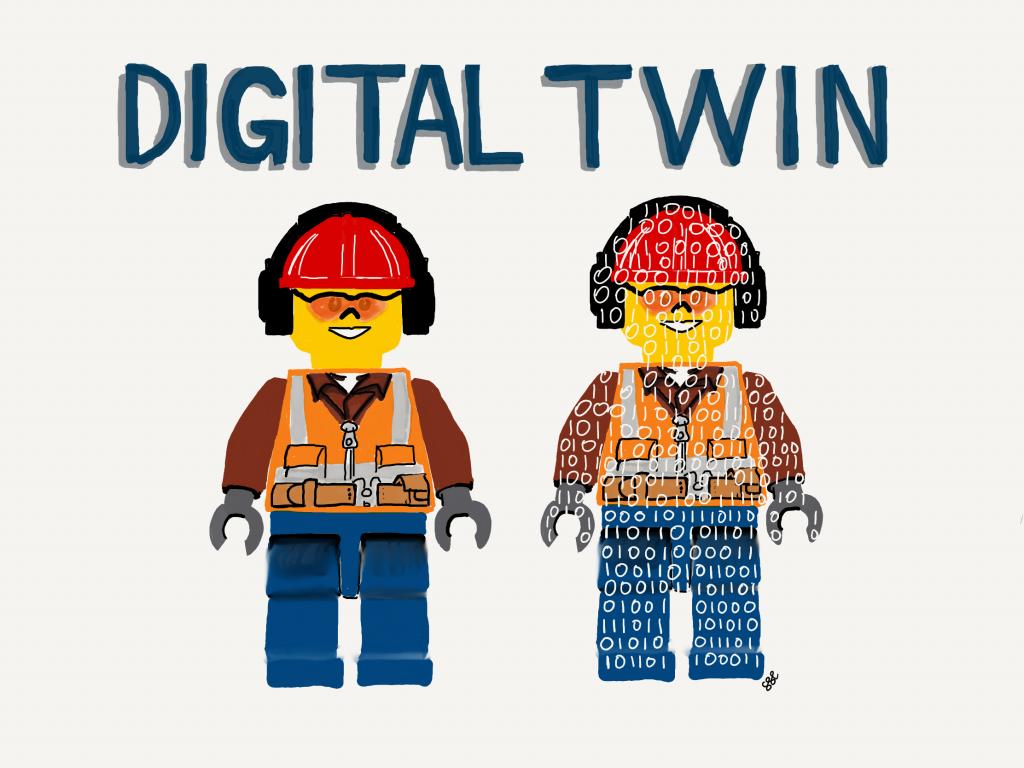 A Digital Twin is More than Just a Clone - Geoffrey Cann