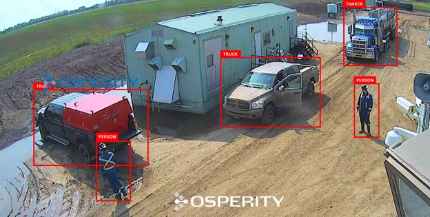 Add intelligence to your existing industrial cameras - Benefit from management by exception osperity
