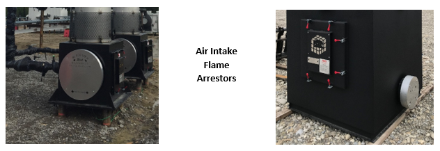 Air Intake Flame Arrestors Are Non-Negotiable - Clear Rush Co.