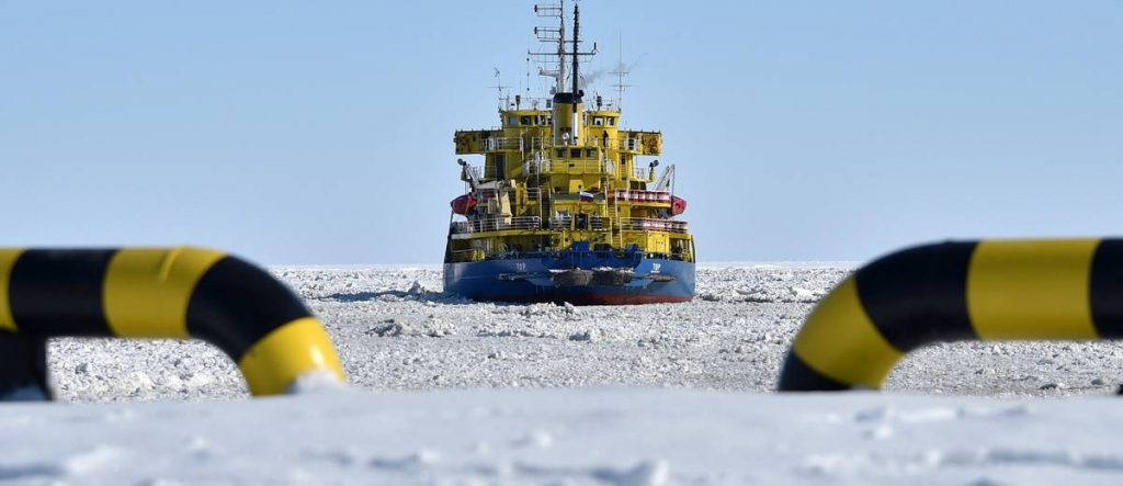 Arctic Threat to the Price of Oil
