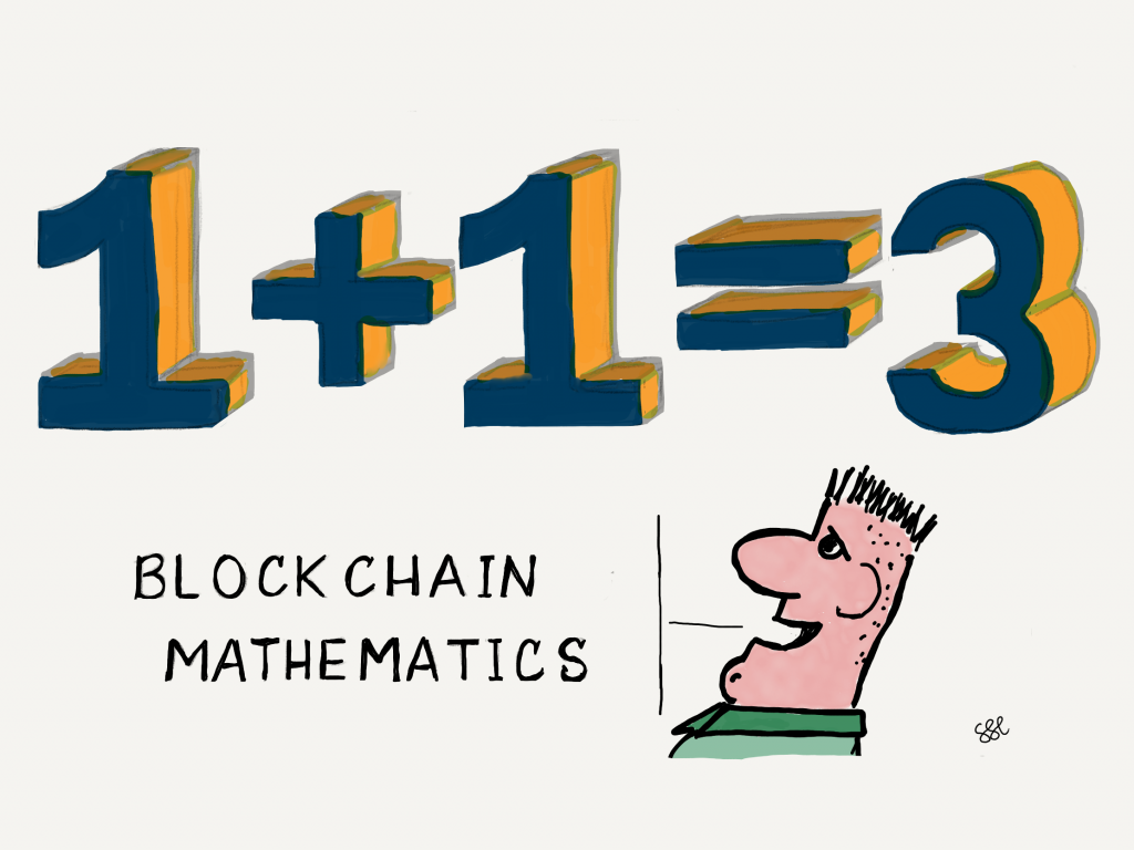 Blockchain's Value Depends On How You Do The Math - Geoffrey Cann