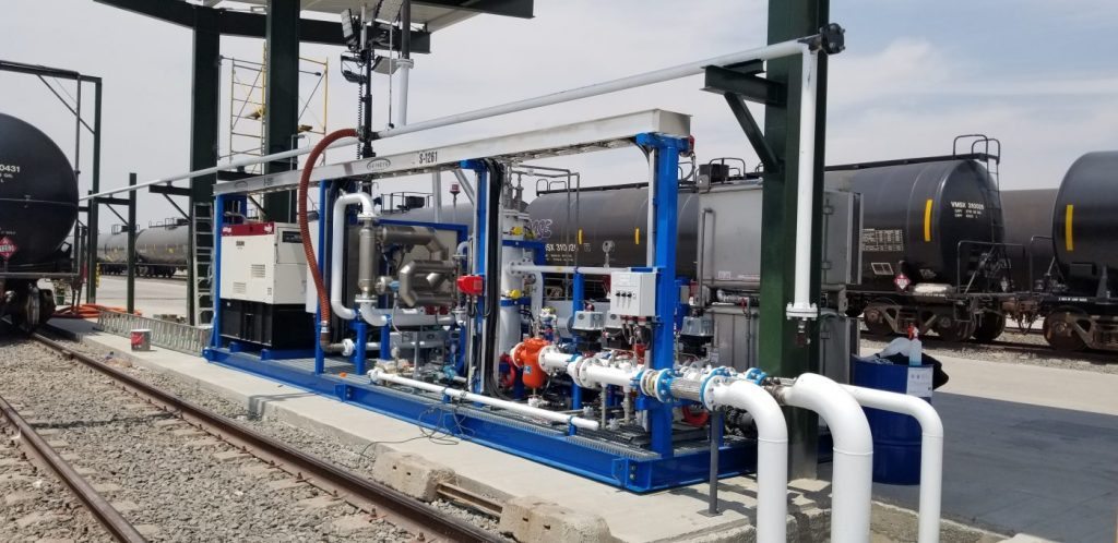 CASE STUDY - A Dual Gasoline and Diesel Blending and Loading Solution