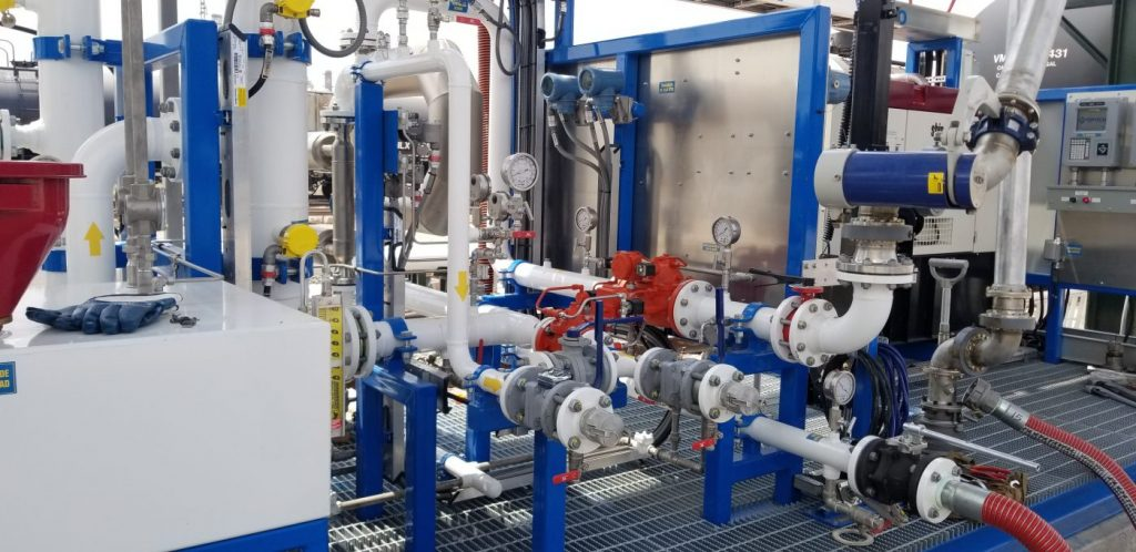 CASE STUDY - A Dual Gasoline and Diesel Blending and Loading Solution 2