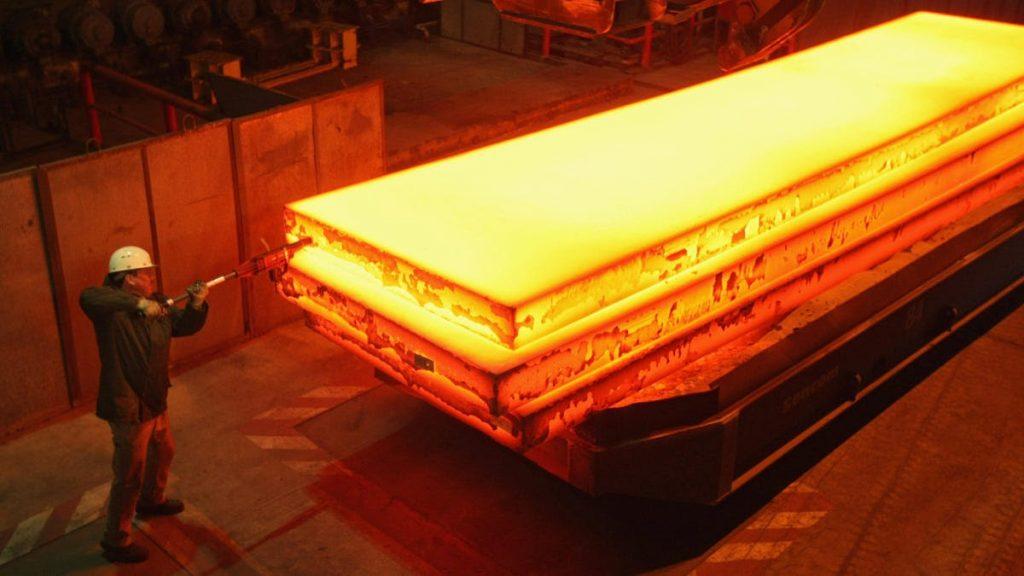 Carbon-Free Steel - ENERGYminute