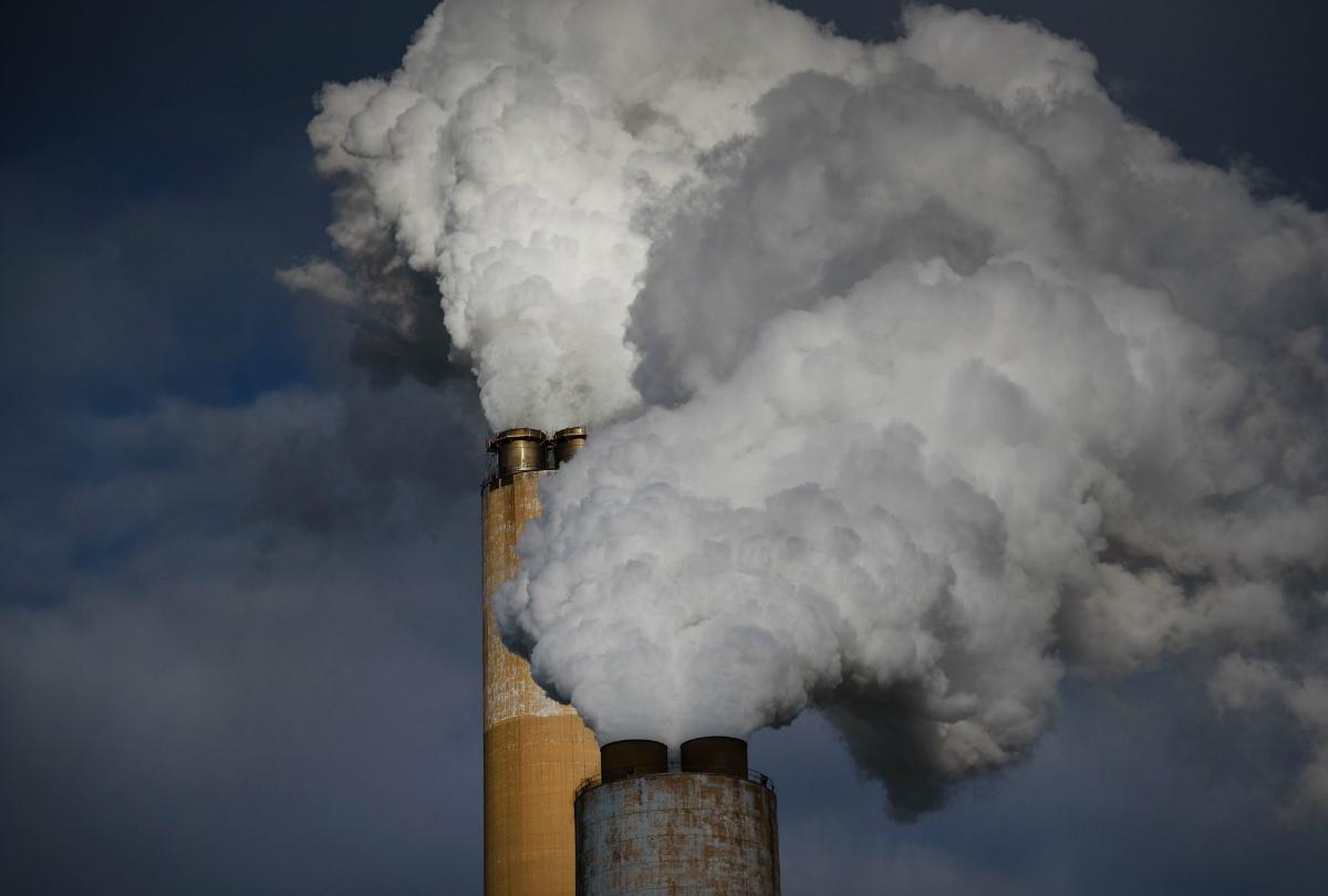 US Coal Plant