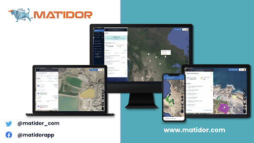 ENERGY INNOVATION FEATURE - Manage up to 5 times more projects with the same team Matidor 2