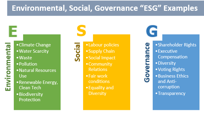Environmental, Social, Governance (ESG) - How a Commitment to ESG can help you gain access to capital - Integrated Sustainability 1