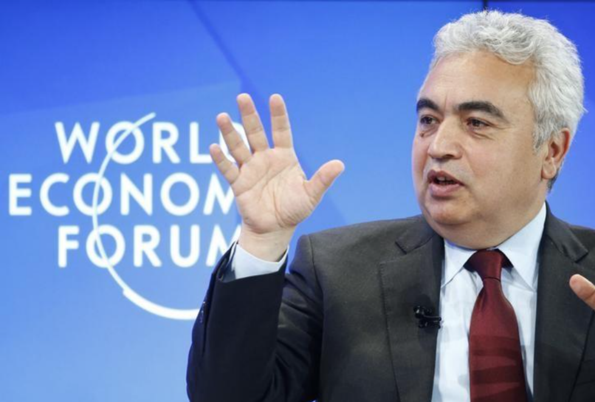 Fatih Birol, Executive Director of the International Energy Agency attends the World Economic Forum (WEF) annual meeting in Davos, Switzerland January 19, 2017. REUTERS/Ruben Sprich
