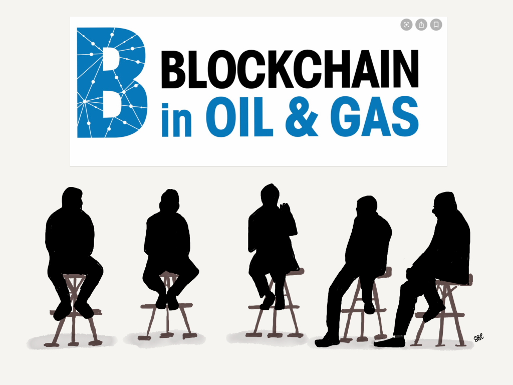 Four Key Observations From The Blockchain In Oil And Gas Conference - Geoffrey Cann