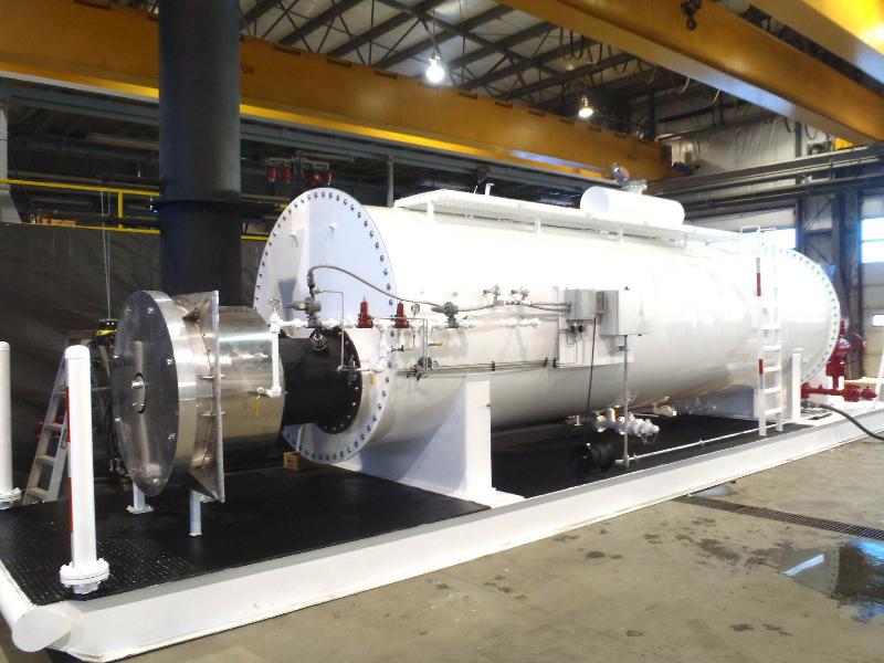 Fusion Pressure Vessel