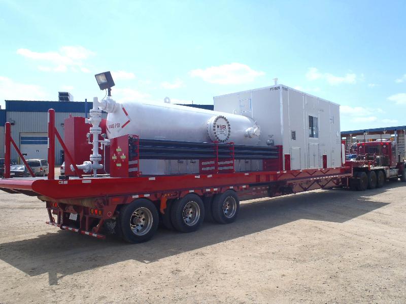 Fusion Tanker Truck