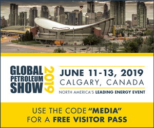 Global Petroleum Show 2019 (GPS 2019)