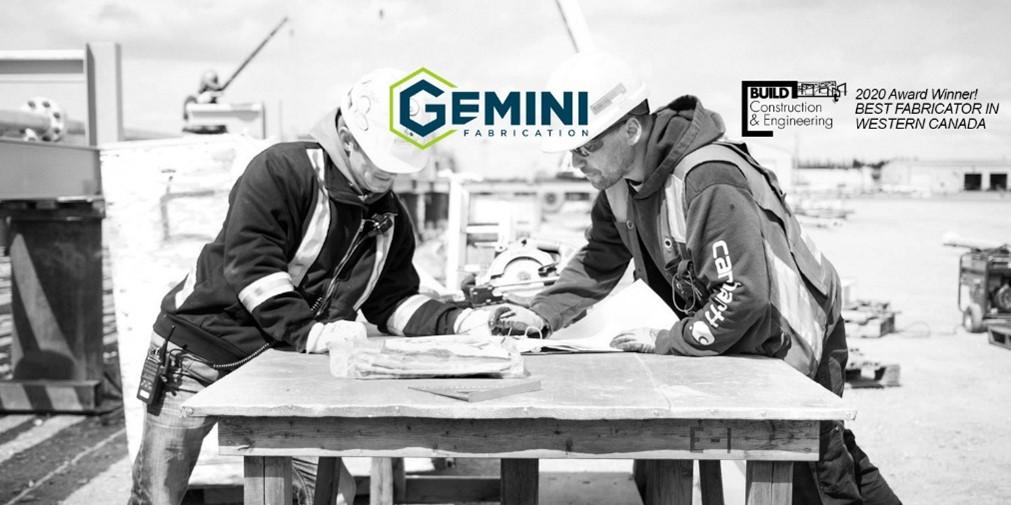 Gemini Fabrication Video Thumbnail