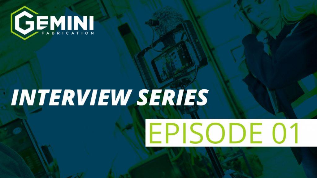 Gemini Interview Series - EPISODE 01 Header Image