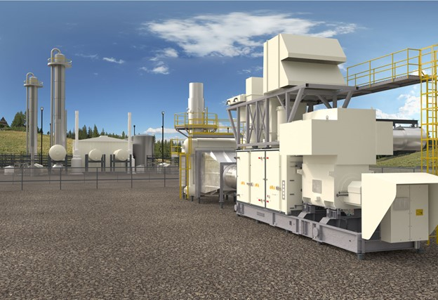 How Micro-Cogeneration Can Help Reduce Emissions in B.C.'s Upstream Oil & Gas Sector 3