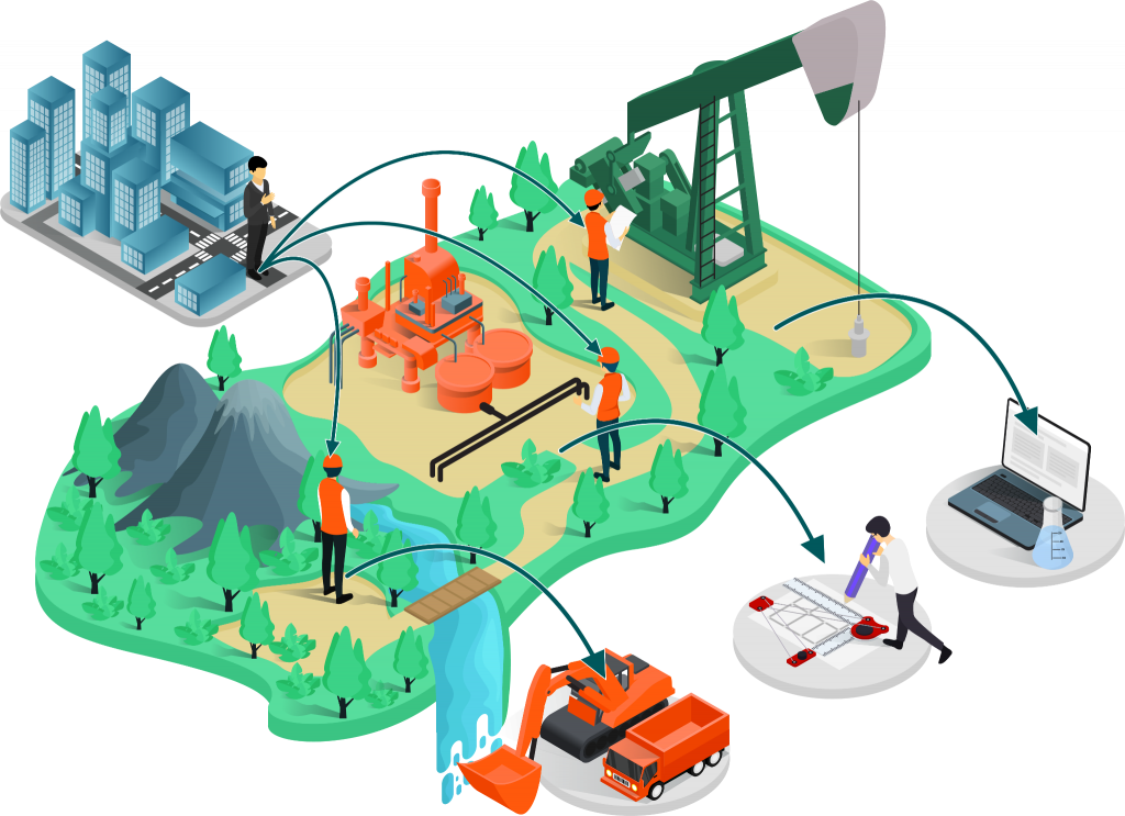 How does GIS enhance modern field services operations 1