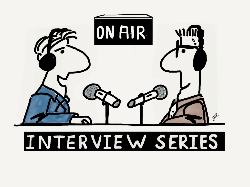 In Conversation with Kenton Gray CTO Datagration - Geoffrey Cann