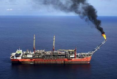 Missing Oil Tanker