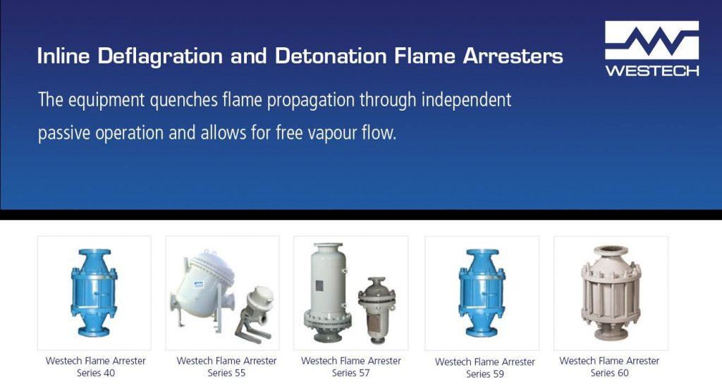 Inline Deflagration & Detonation
