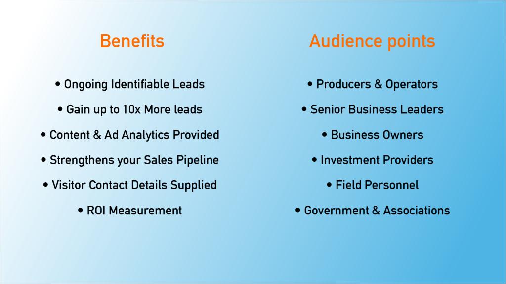 LeadiD Benefits & Audience