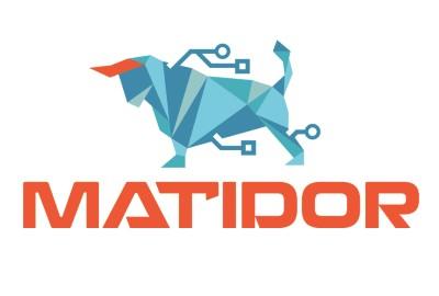 Matidor Feature Logo 400x270