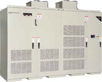 Medium Voltage Adjustable Speed Drives - Power Factor and Motor Control Westech 7