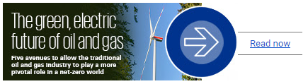 New GEI Thought Leadership - The green, electric future of oil and gas - KPMG Read Now