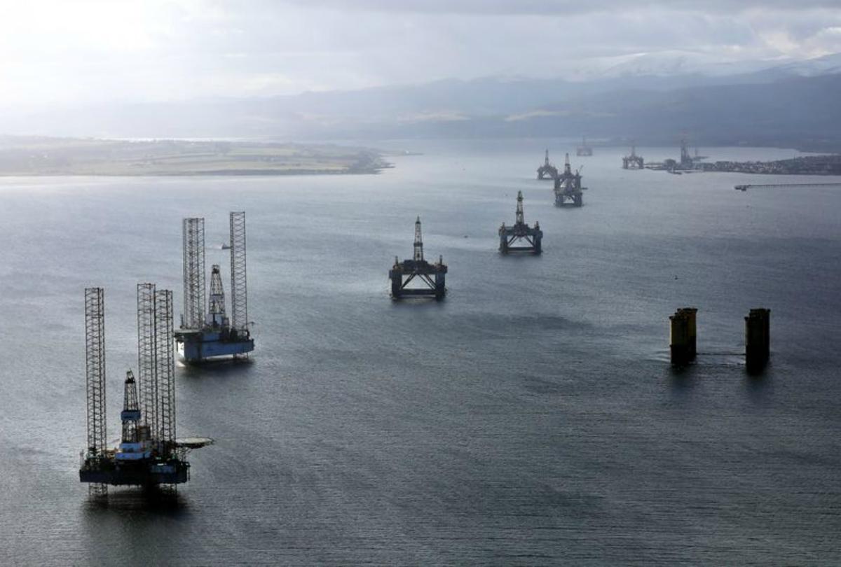 North Sea Pipeline System