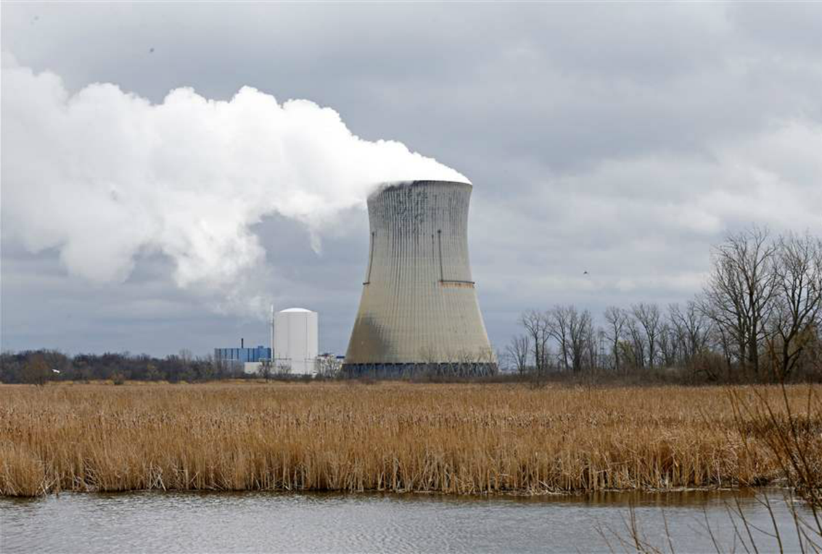 Nuclear Plant in Ohio