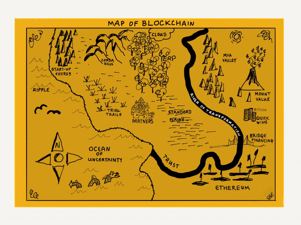 One Blockchain To Rule Them All - Geoffrey Cann