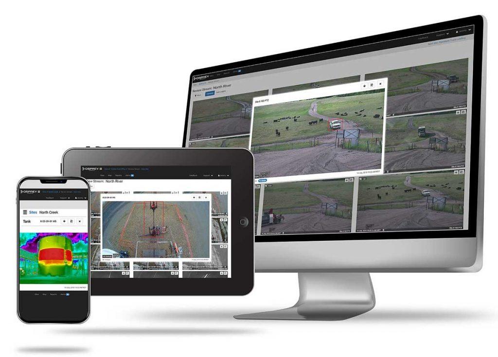 Osprey Intelligent Visual Monitoring Platform
