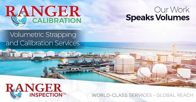 PRODUCT FEATURE - 30 Years of Volumetric Strapping and Calibration Services - Ranger Calibration