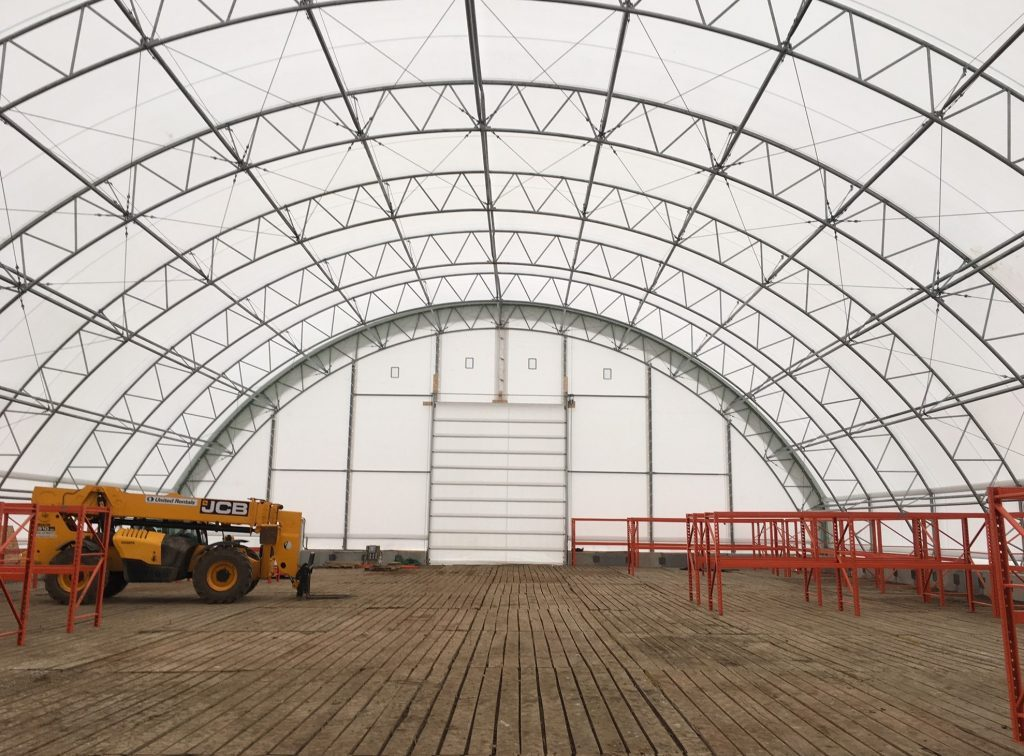 Photo-Credit-GB-Portable-Fabric-Buildings-Critical-Construction-Project-in-Lloydminister-Saskatchewan-1024x756