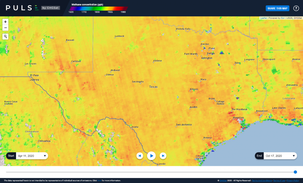 Pulse-GHGSat-Texas__lat=30.89&lng=-820.33&zm=6