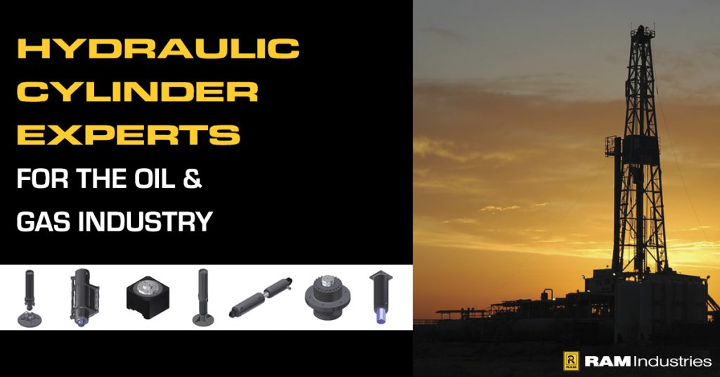 RAM Industries - Hydraulic Cylinder Experts For Oil & Gas