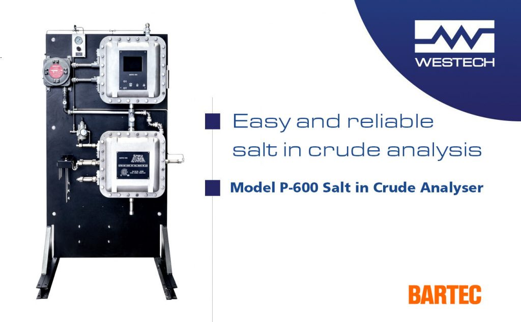 Reliable Salt in Crude Analysis