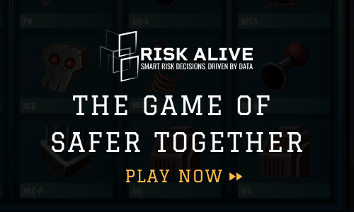 Risk Alive - Game of Safer Together - Test your process safety knowledge with our new Game of Safer Together 2