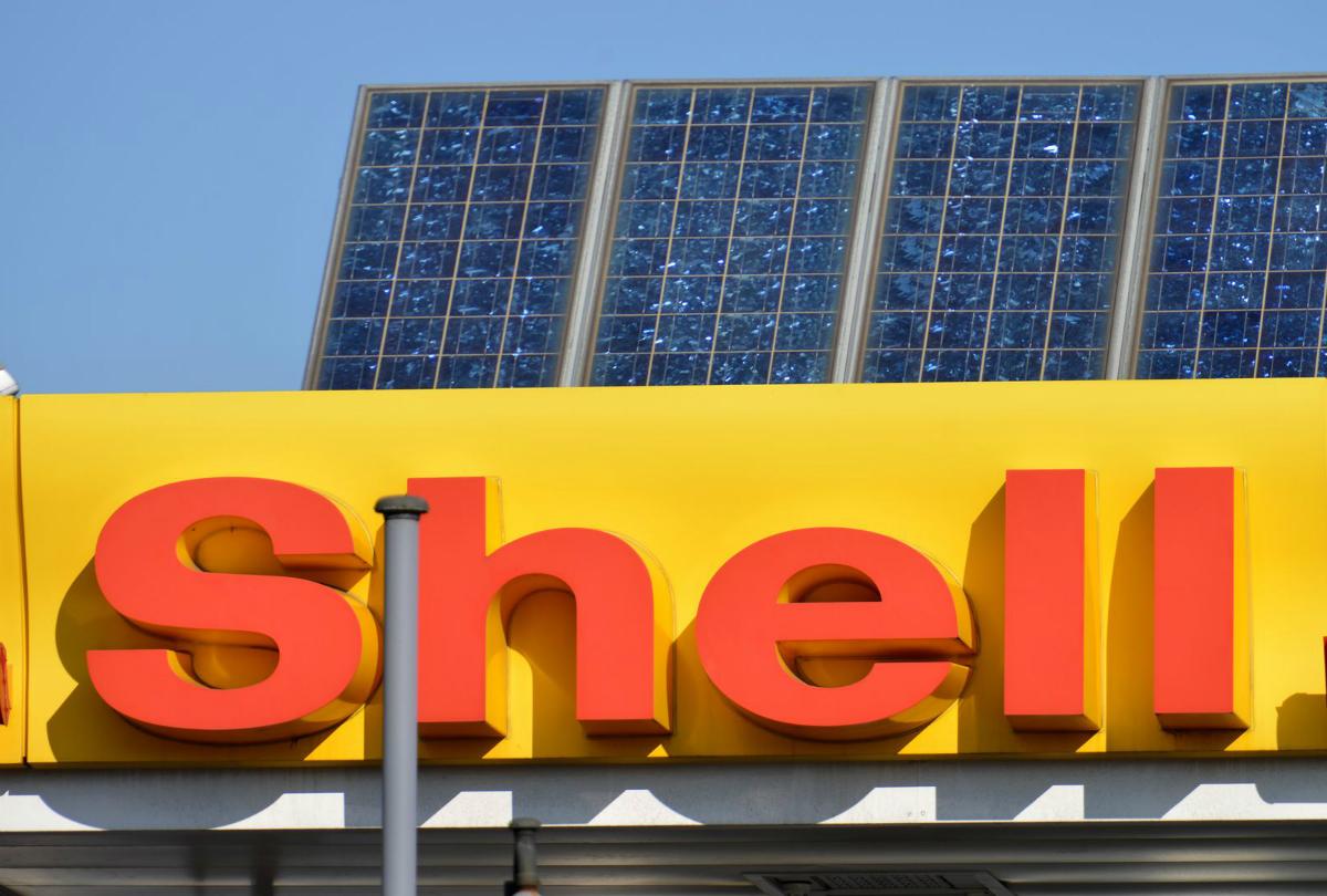 Shell Solar Panel