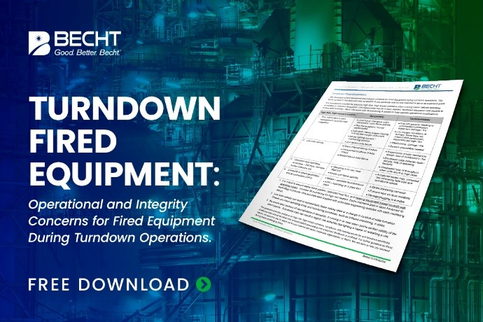 Shutdown and Turndown Considerations for Hydroprocessing Units & Turnaround Deferrals