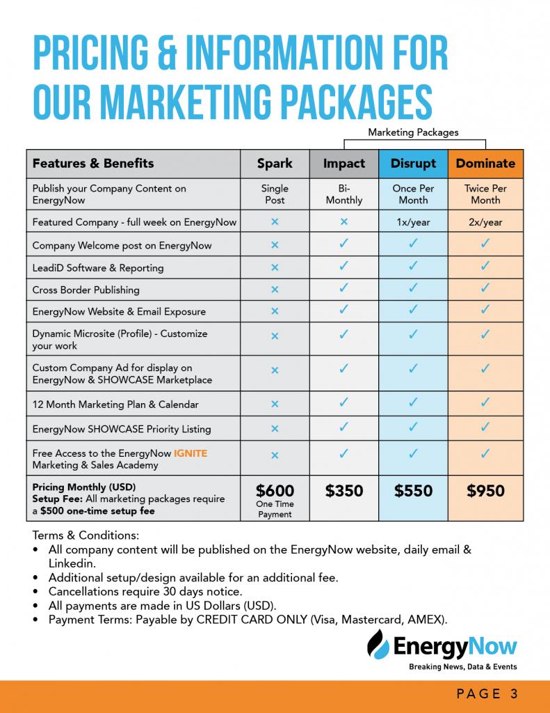 Subscription Program-price guide