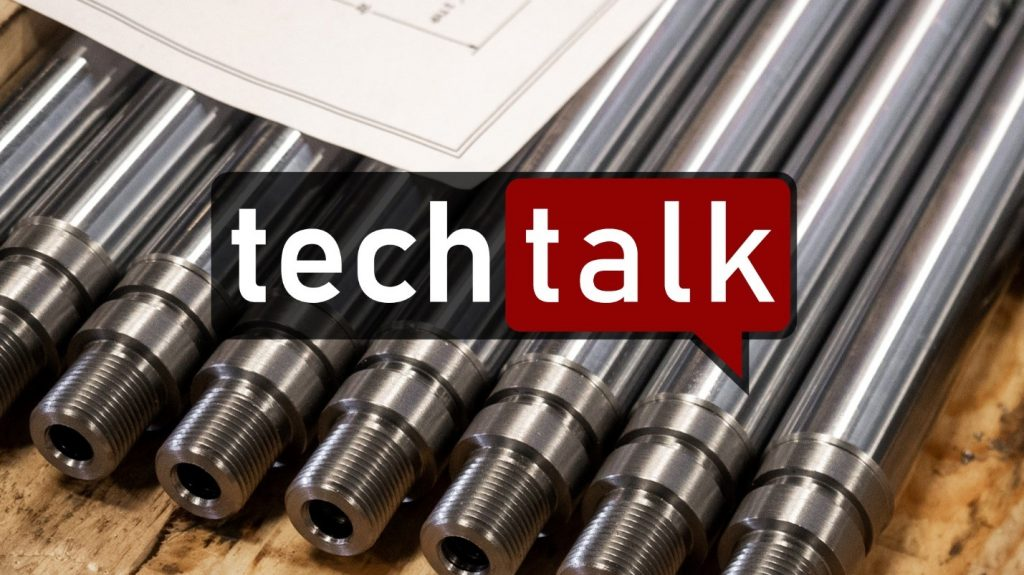 TECH TALK - Hydraulic Cylinder Rods - The Hard Truth 1