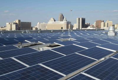 Solar Panels and San Antonio, Texas
