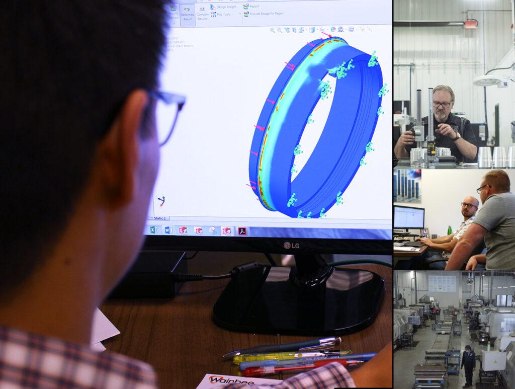 The Reacxion Nano Degradable Frac Plug Provides Stellar Performance In Debris, Deformed And Regular Casing 6