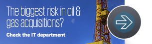 The biggest risks in oil & gas acquisitions Check the IT department - KPMG 2