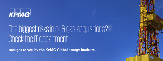 The biggest risks in oil & gas acquisitions Check the IT department - KPMG