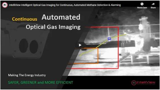WATCH - Discover how IntelliView's new and cost-effective Intelligent Optical Gas Imaging (OGI) System can make the energy industry SAFER, GREENER, and more Efficient.
