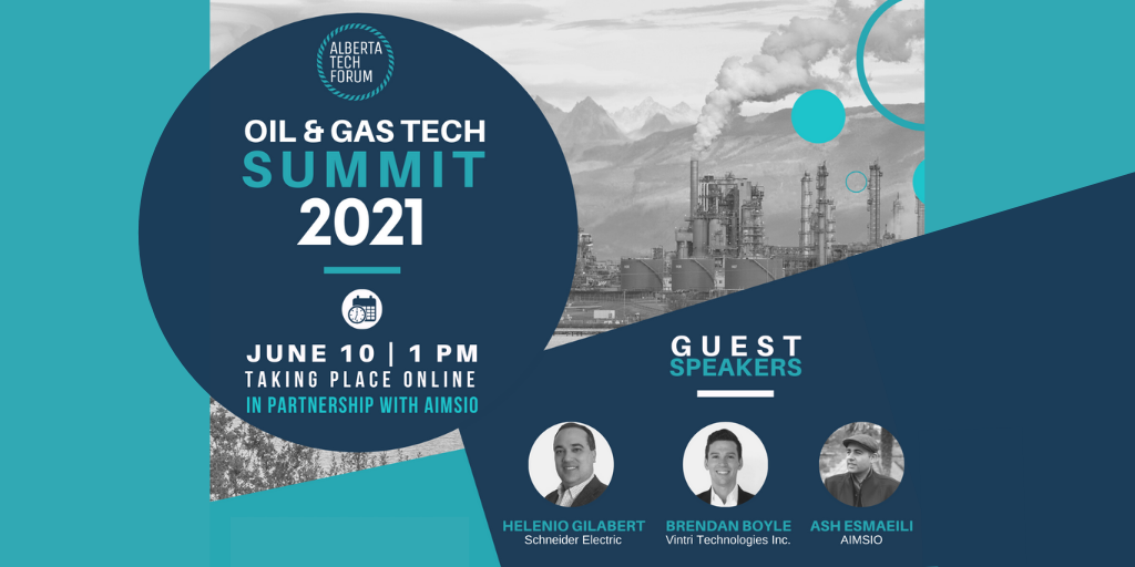 YOU'RE INVITED - JUNE 10 - OIL - GAS TECH SUMMIT