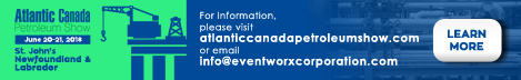 Atlantic Canada Petroleum Show 2018