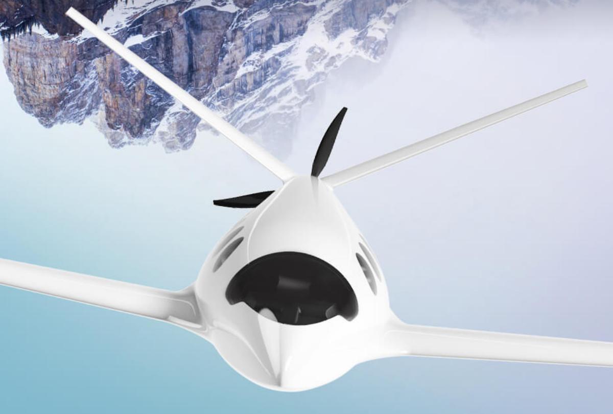Electric Plane Eviation