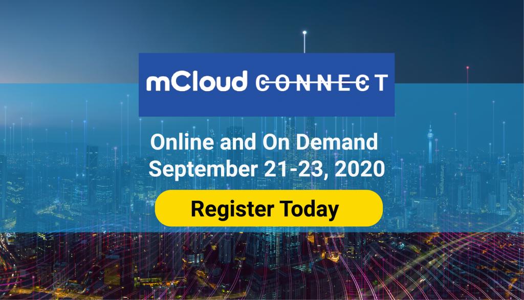mCloud Connect Linkedin Banner